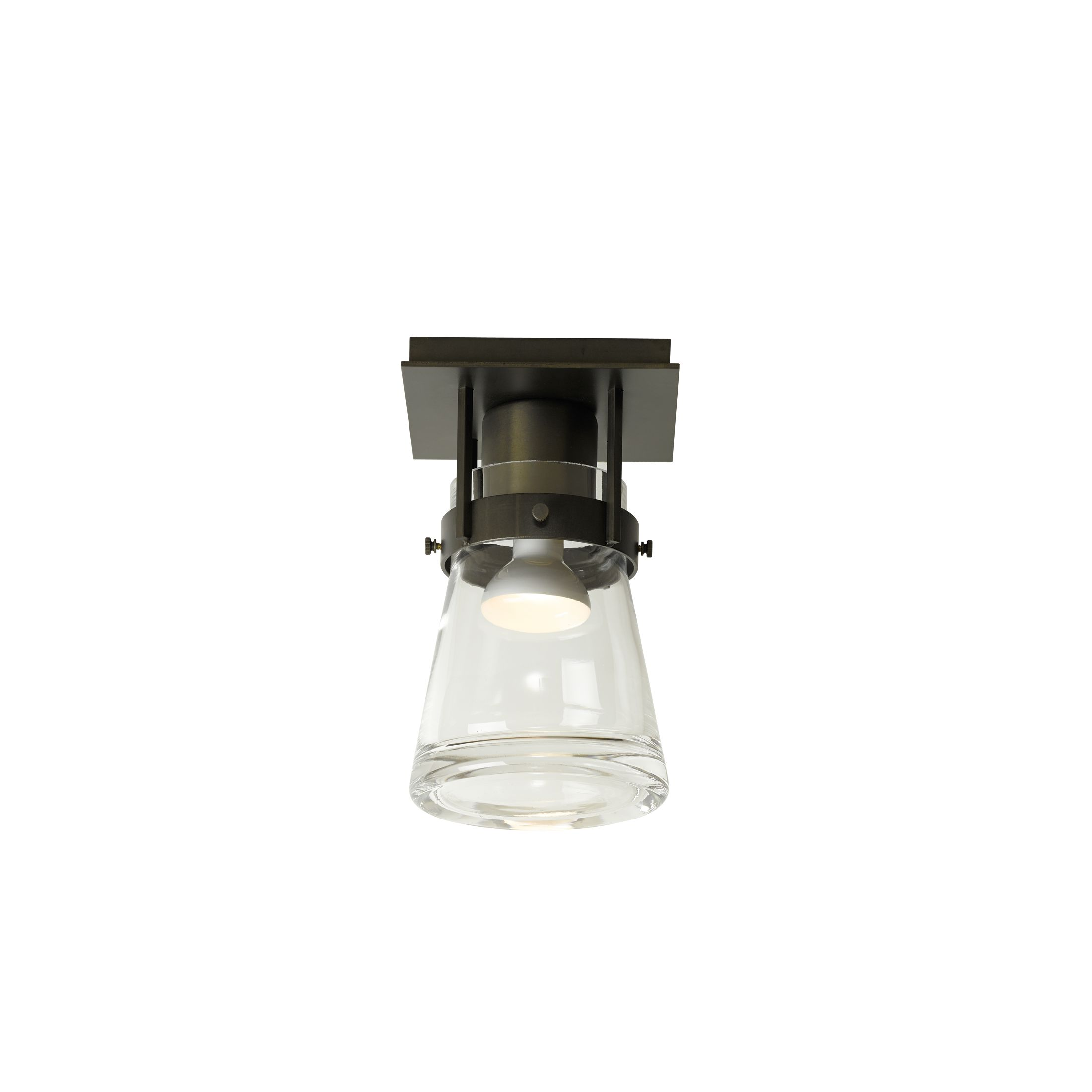 Thumbnail for Erlenmeyer 1 Light Semi-Flush