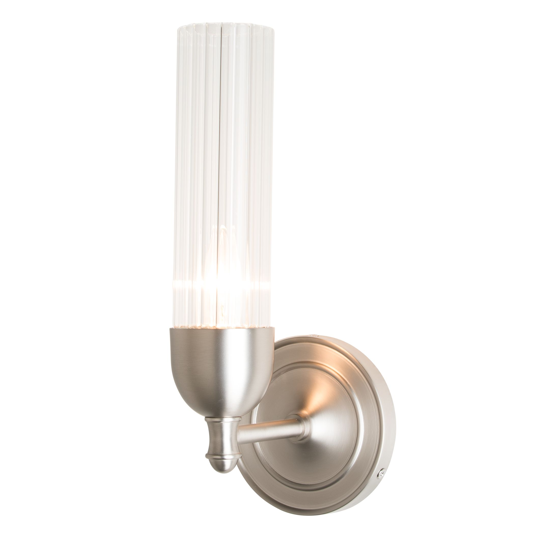 Thumbnail for Fluted 1 Light Sconce