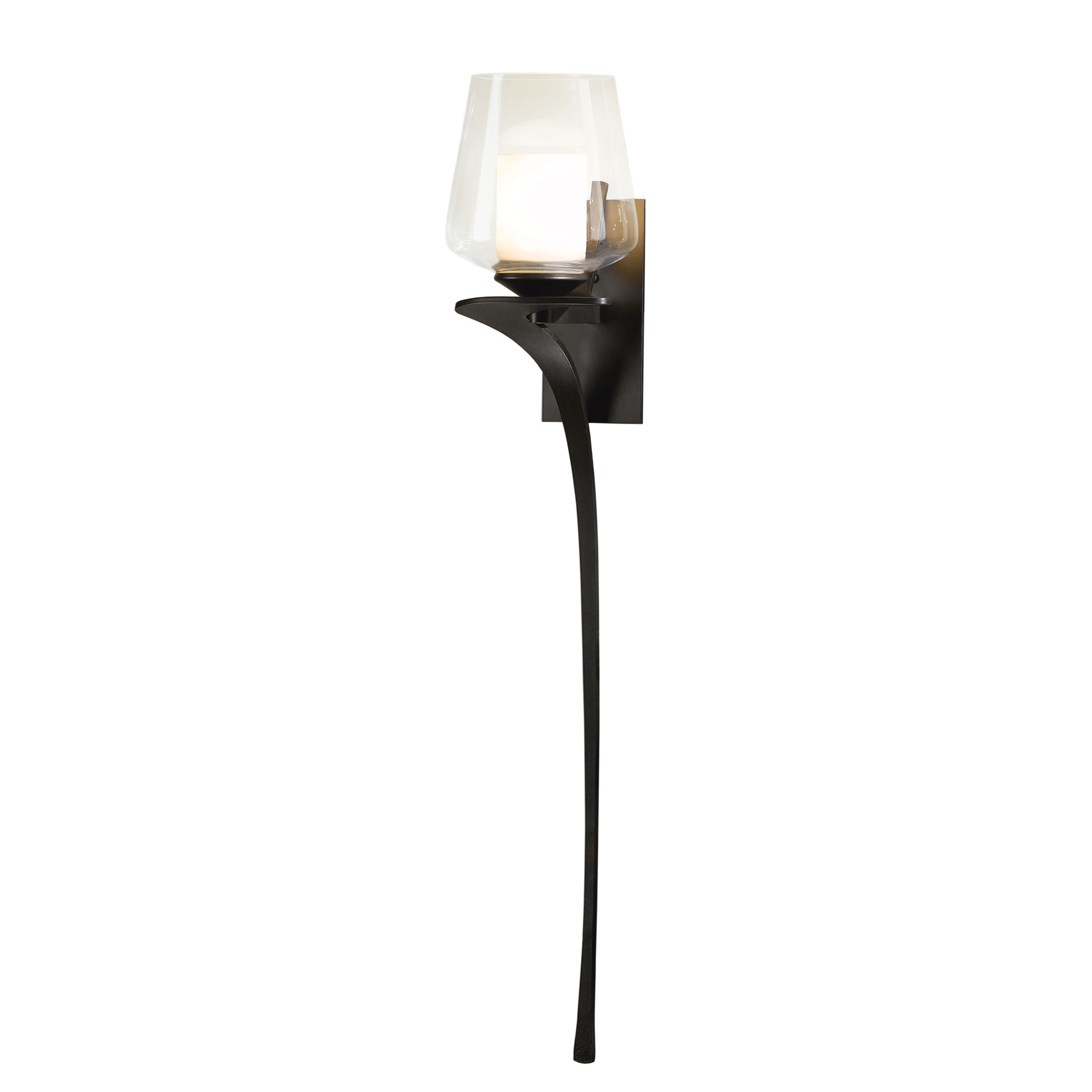 Thumbnail for Antasia Double Glass 1 Light Sconce