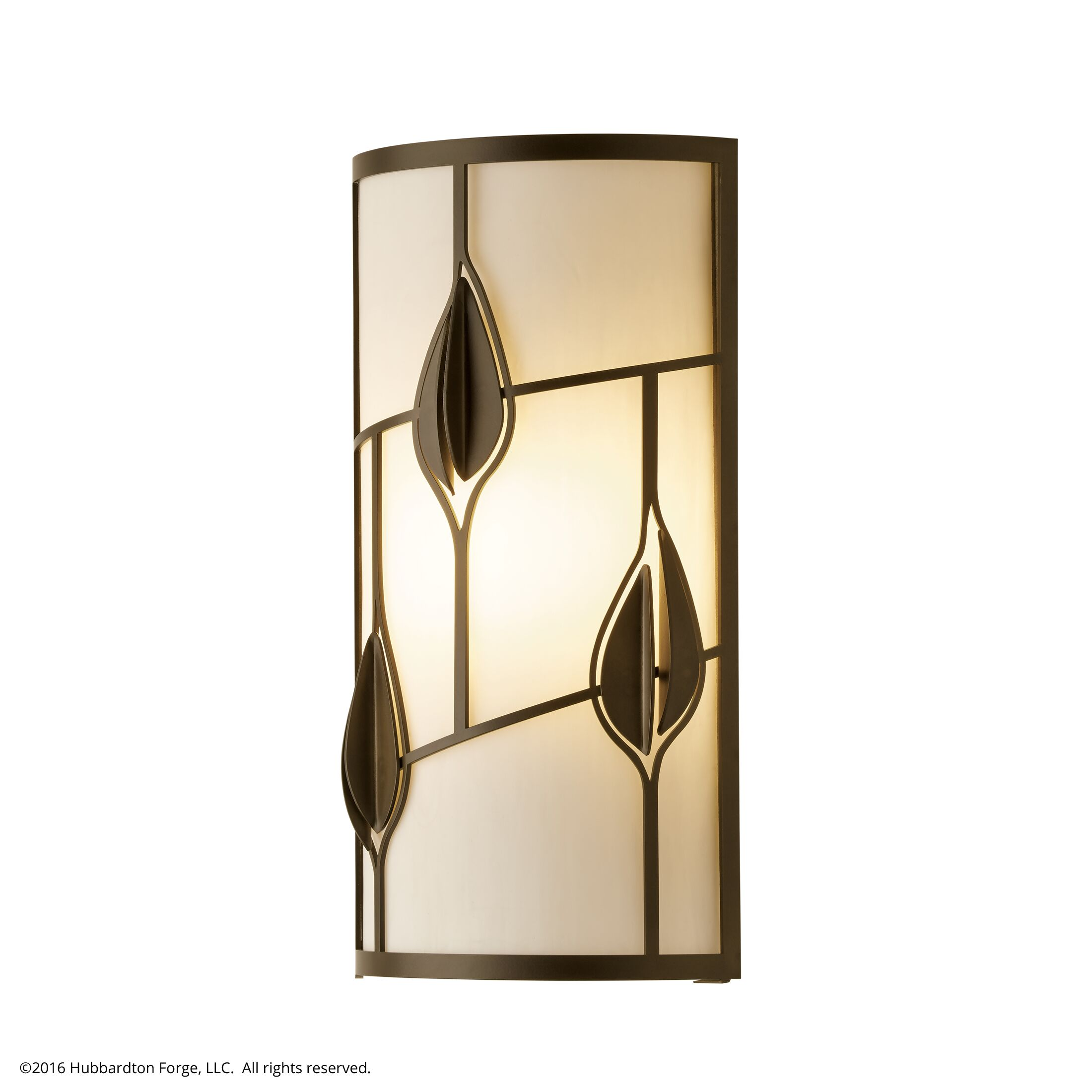 Product Detail: Alison's Leaves Sconce