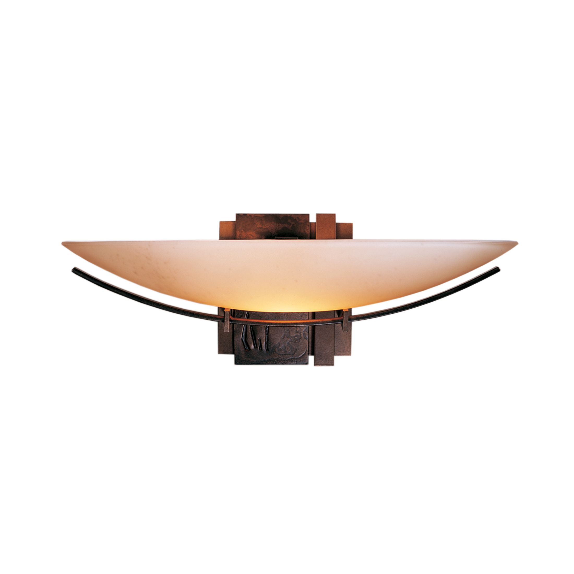 Thumbnail for Oval Impressions Sconce