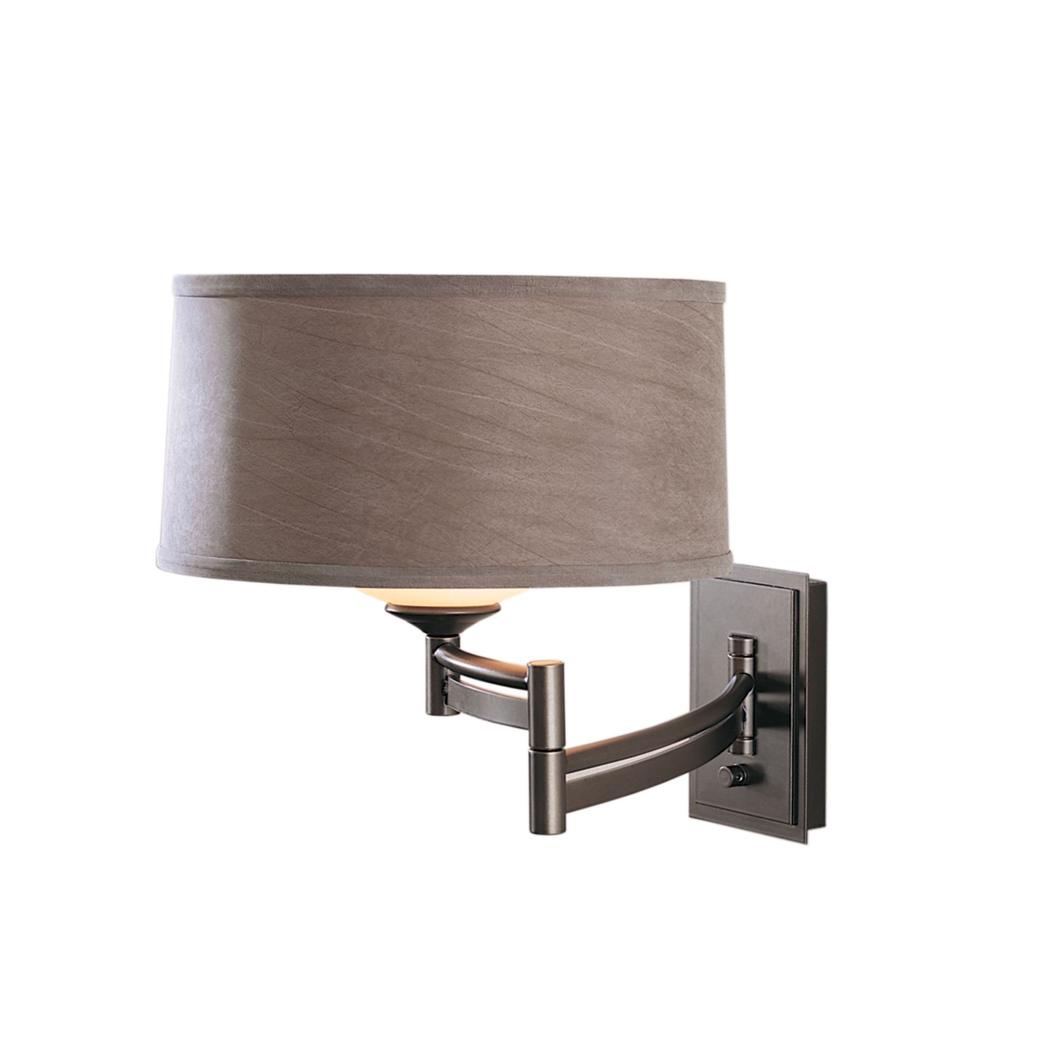 Thumbnail for Bowed Swing Arm Sconce