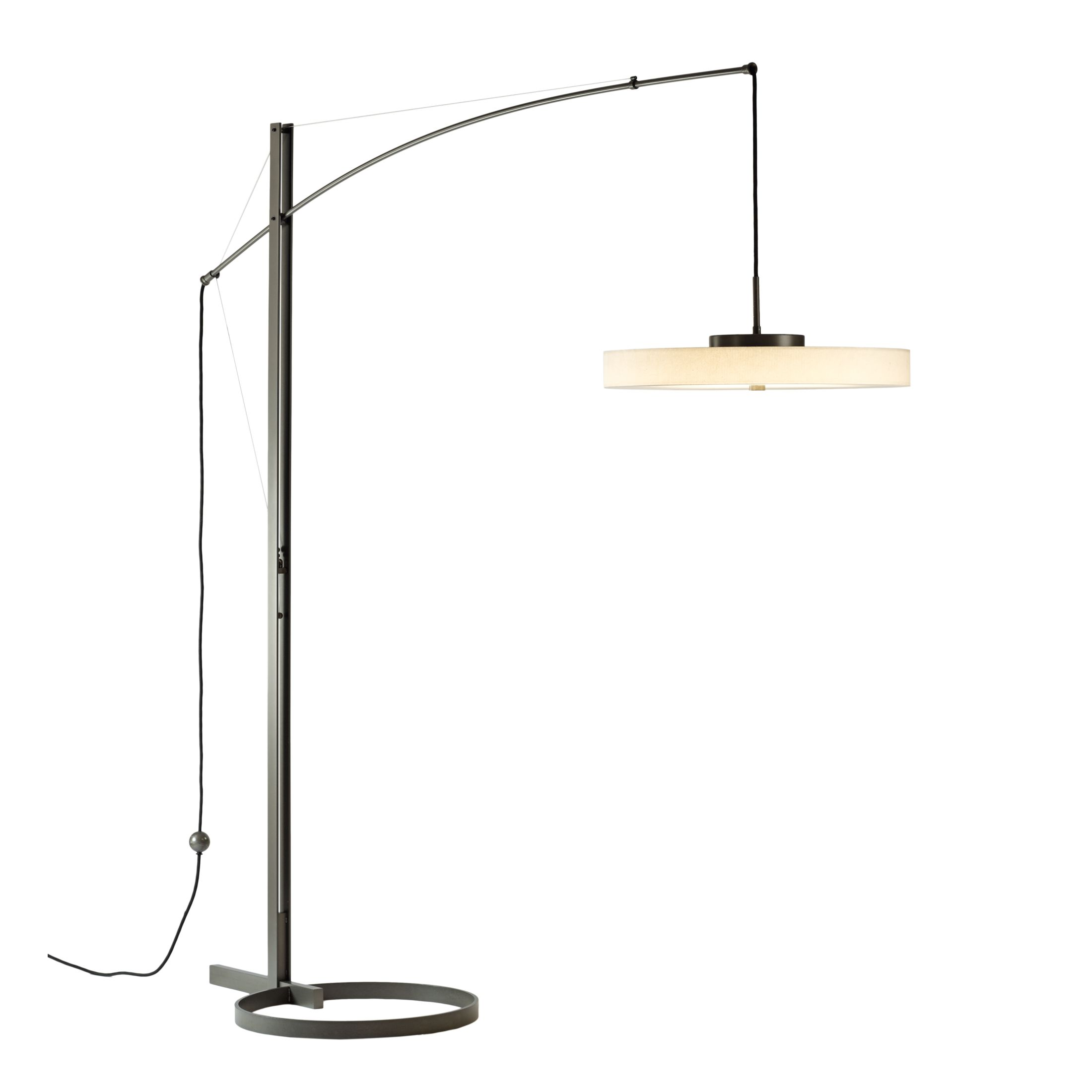 Thumbnail for Disq Arc LED Floor Lamp