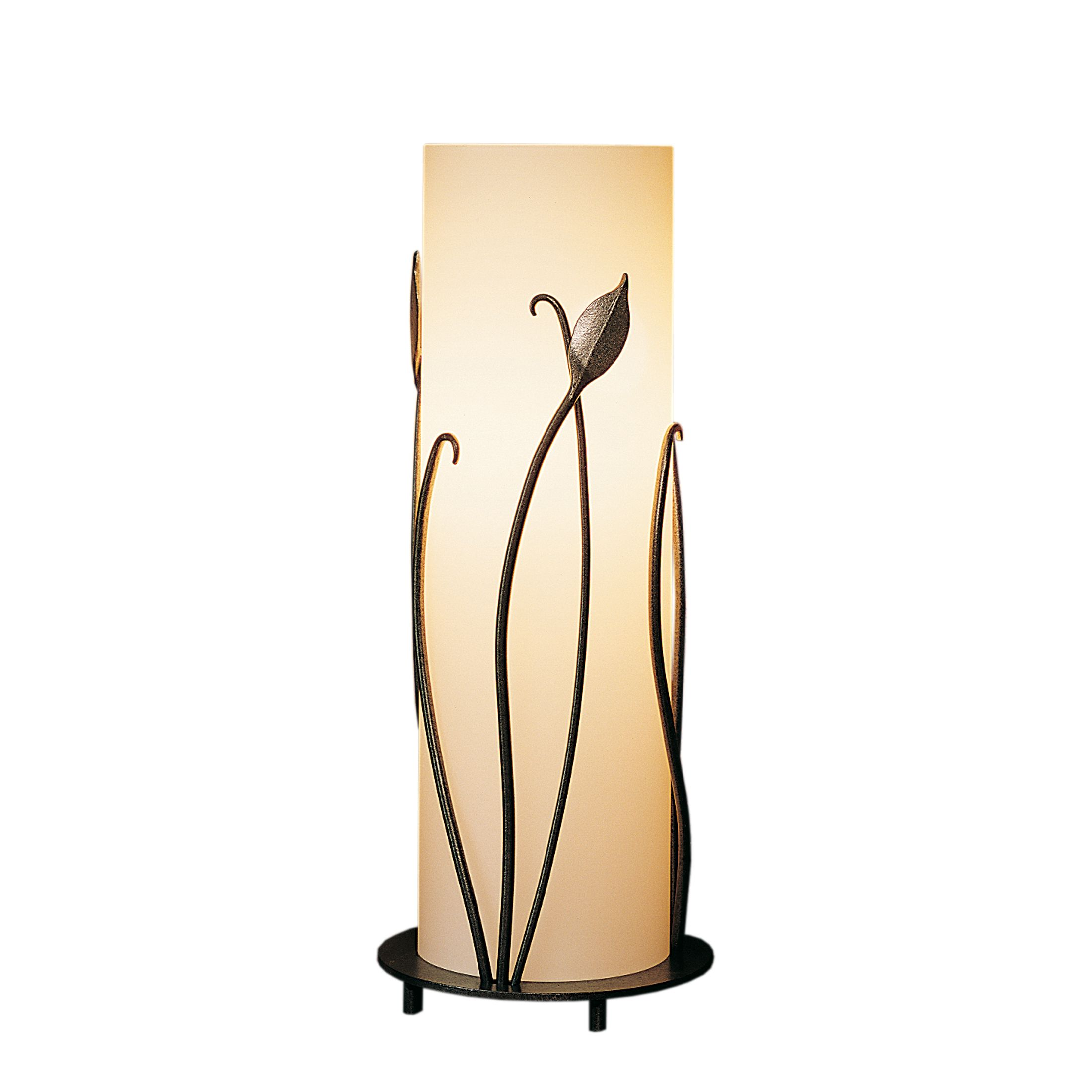 Product Detail: Forged Leaves Table Lamp