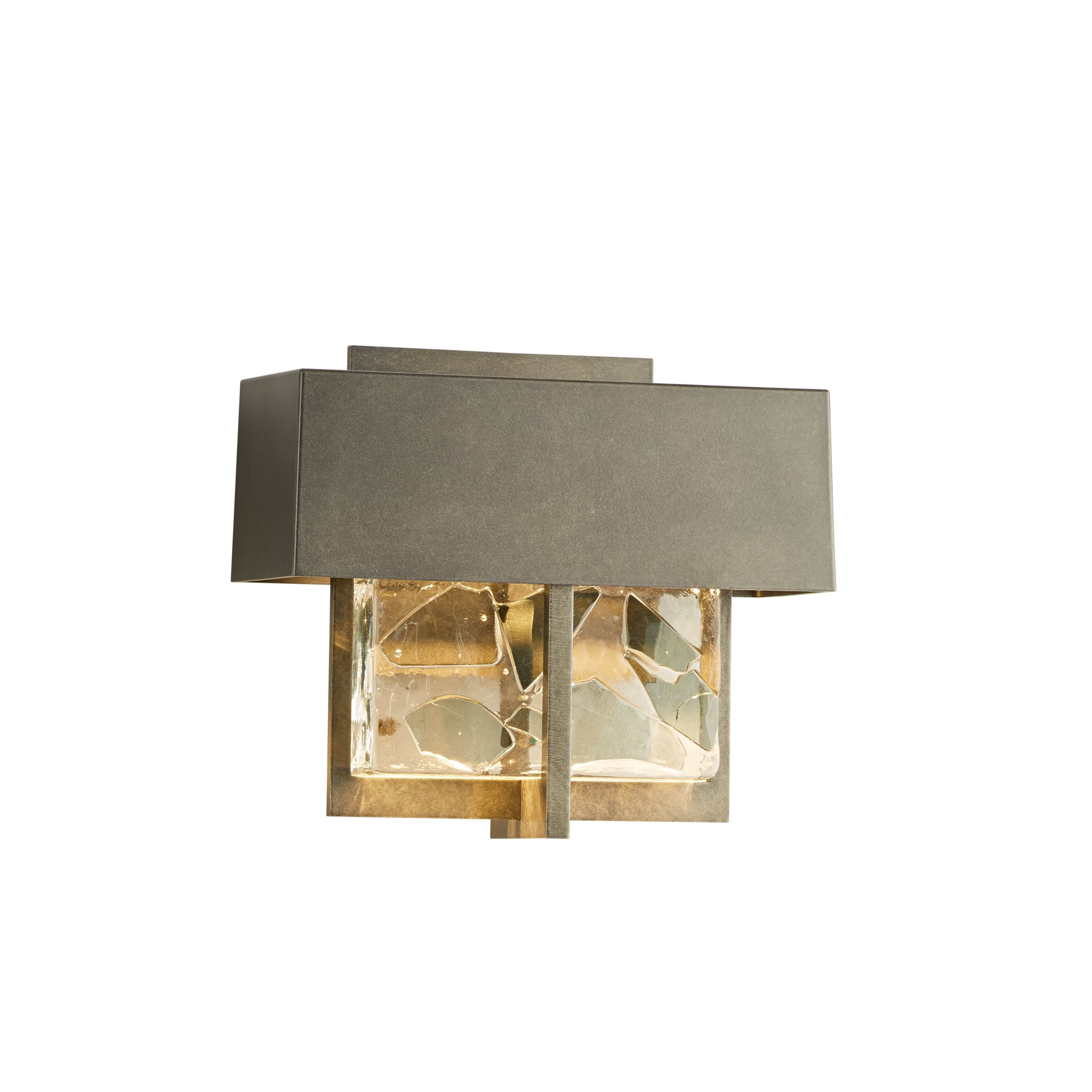 Thumbnail for Shard Small LED Outdoor Sconce