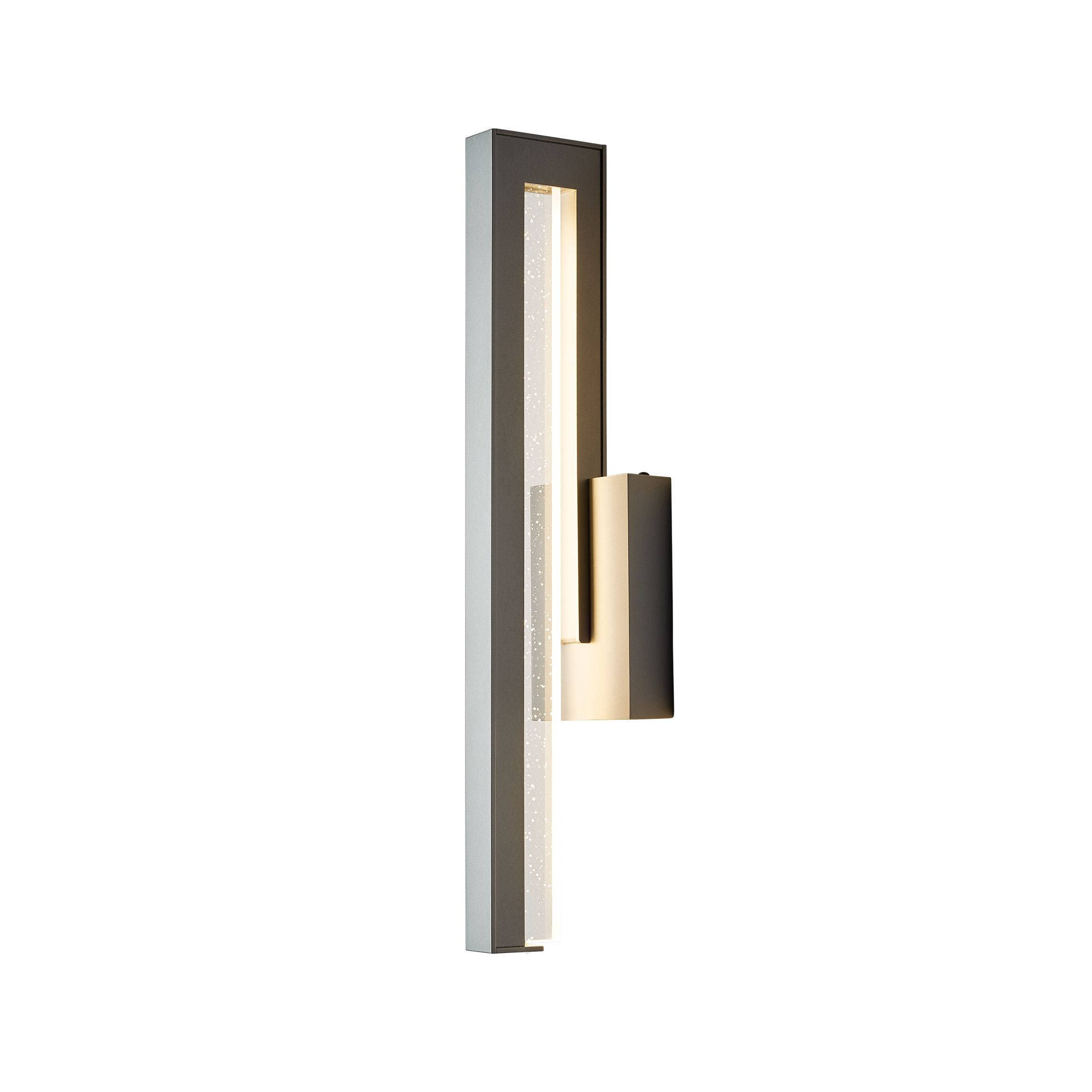 Thumbnail for Edge Medium LED Outdoor Sconce