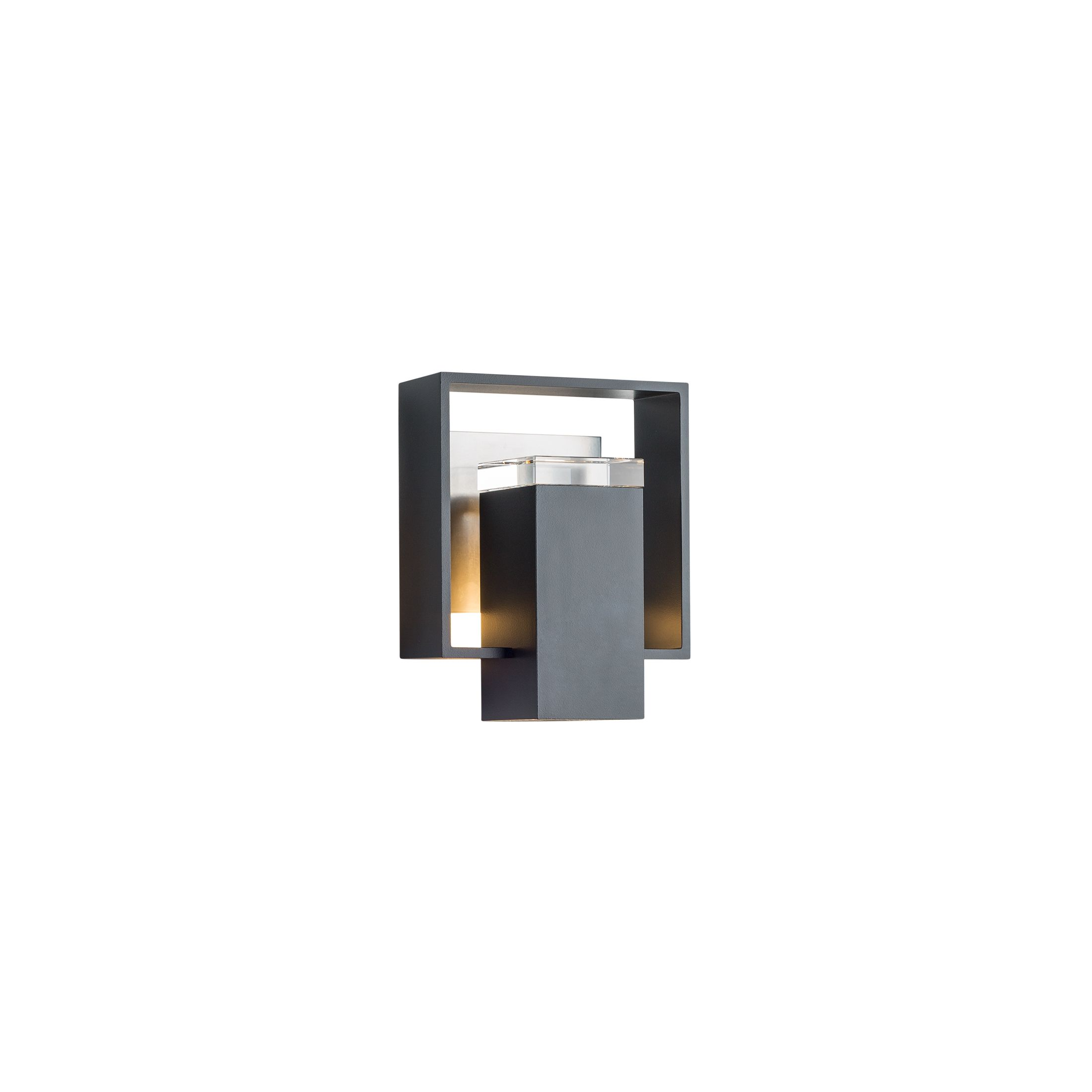 Thumbnail for Shadow Box Small Outdoor Sconce