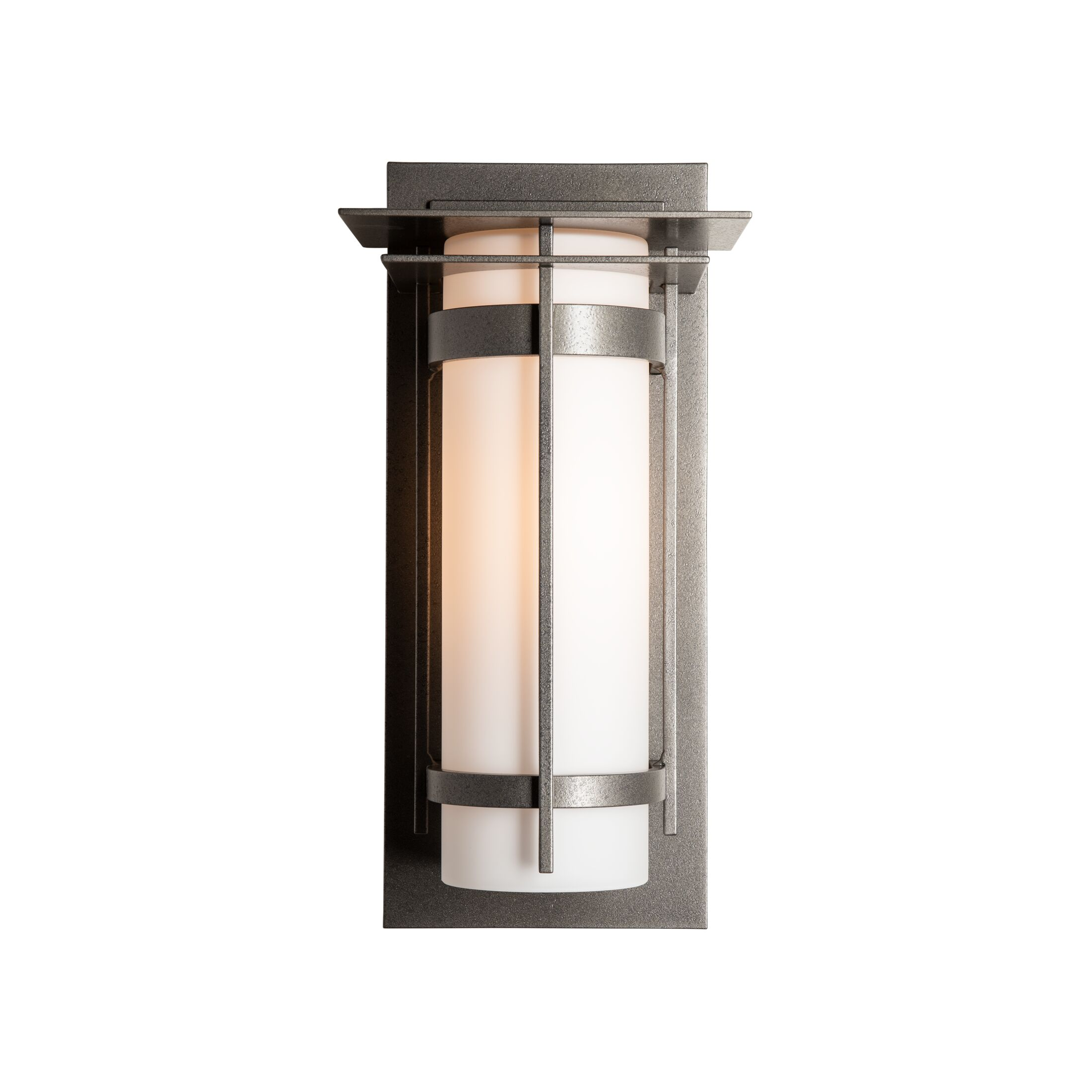 Thumbnail for Banded with Top Plate Outdoor Sconce