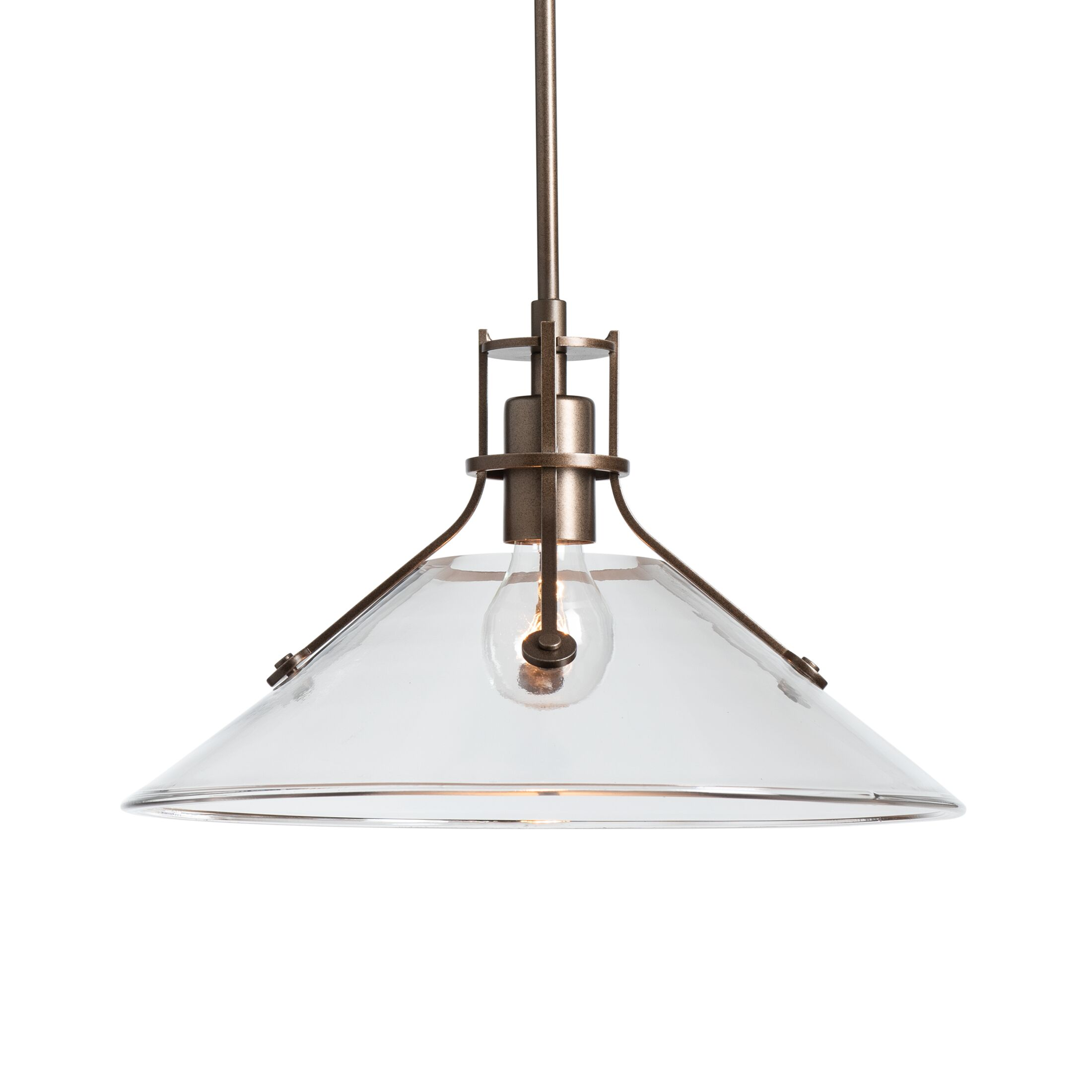 Product Detail: Henry Outdoor Pendant with Glass Medium