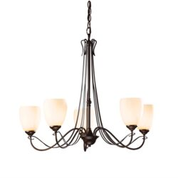 103062 Trellis 5 Arm Chandelier