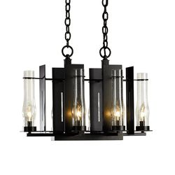 OUT-103260 New Town 6 Arm Chandelier