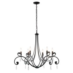 OUT-105057 Stella 6 Arm Chandelier
