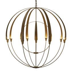 OUT-194248 Double Cirque Large Scale Chandelier