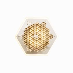 202018 Tesselation LED Sconce