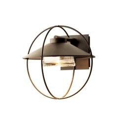 OUT-302701 Halo Small Outdoor Sconce