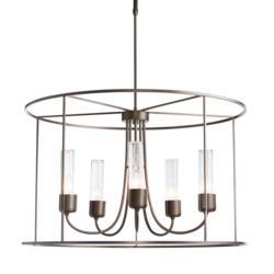 OUT-362010 Portico Drum Outdoor Pendant