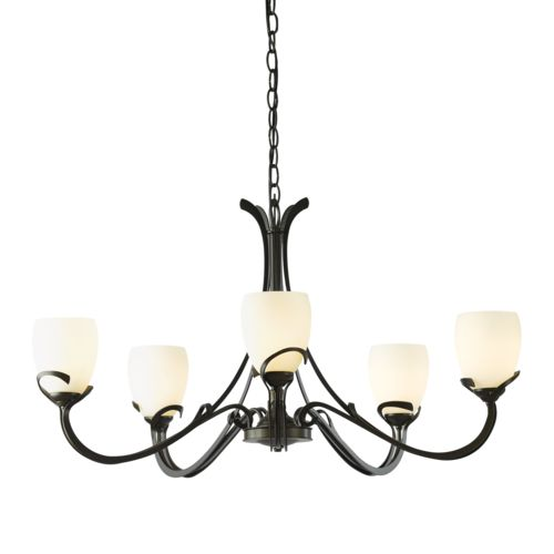 Product Detail: Aubrey 5 Arm Chandelier