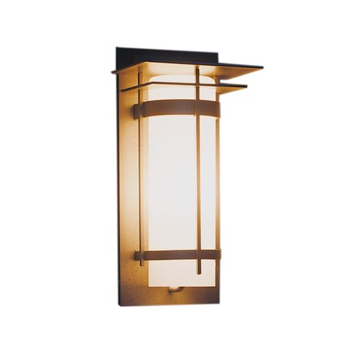 Product Detail: Banded with Top Plate Interior Sconce