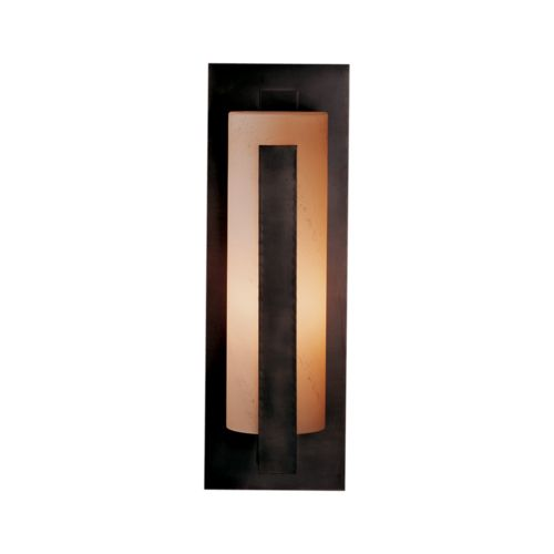 Product Detail: Forged Vertical Bars Large Interior Sconce