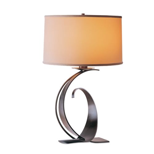 Product Detail: Fullered Impressions Large Table Lamp