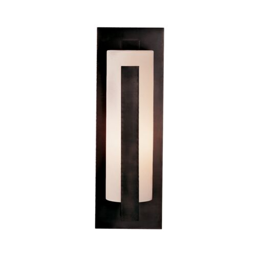 Product Detail: Forged Vertical Bars Large Outdoor Sconce