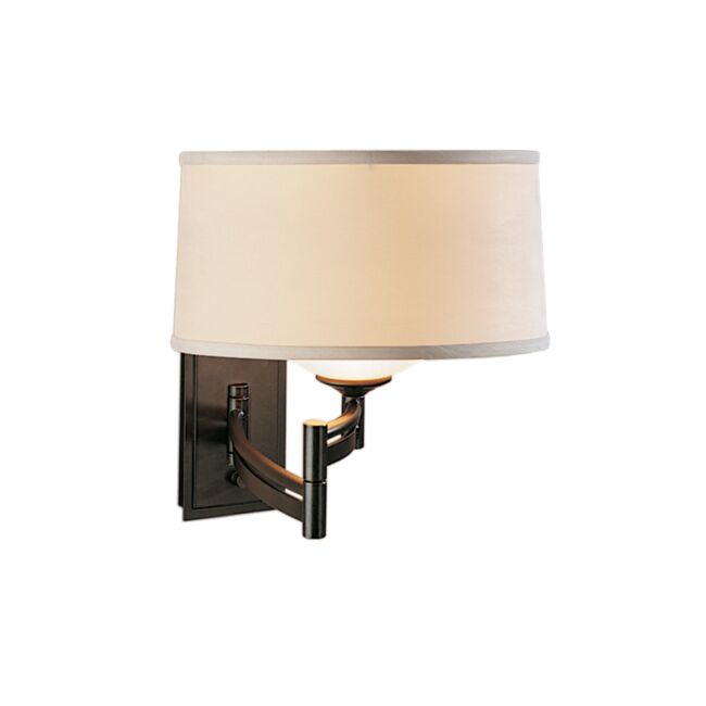 Product Detail: Bowed Swing Arm Sconce