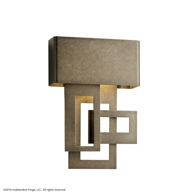 Product Detail: Collage Small Dark Sky Friendly LED Outdoor Sconce