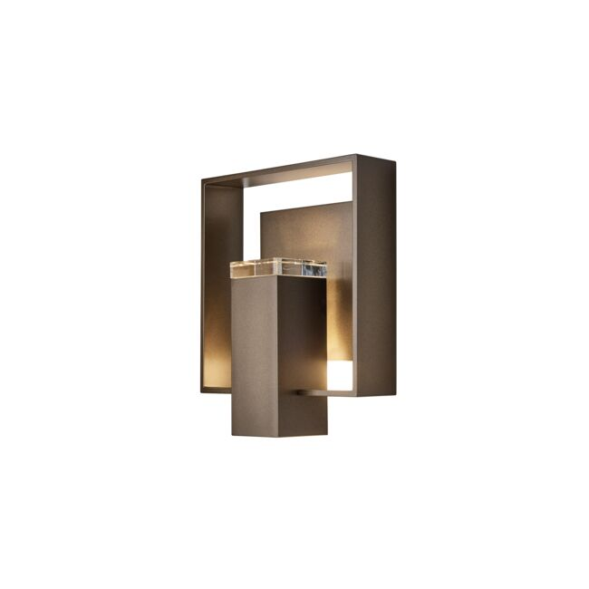 Product Detail: Shadow Box Outdoor Sconce